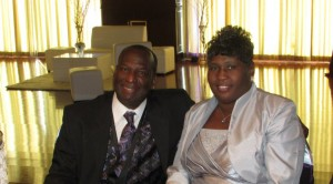 Pastor Gary Jones and Co-pastor Sheila Jones